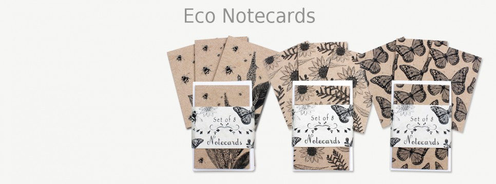 View our Eco Notecards