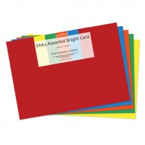 Bright Assorted Card Pack