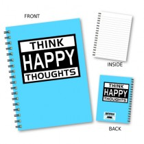Happy Thoughts' Notebook