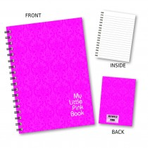 My Little Pink Wiro Notebook
