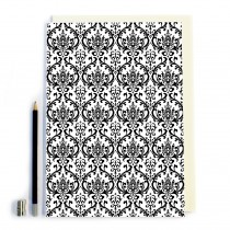 A4 Notebook- Ornate Design