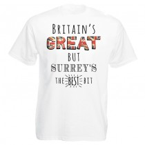 Britains Great Printed T-Shirt+Tag