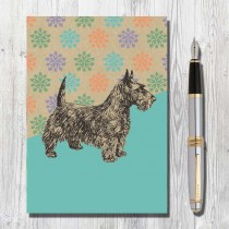 A5 Eco Notebook Scottie