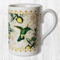Slim Mug-Hummingbird