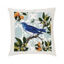 Cushion Cover-Bluebird +Tag