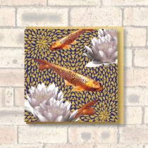 Greeting Card-Fish