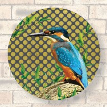 Placemat-Kingfisher