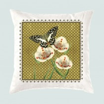 Cushion-Butterfly +Tag