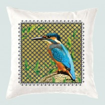 Cushion-Kingfisher +Tag