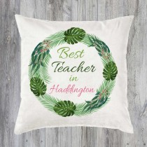 Best Relation Cushion & Inner (green)+Tag