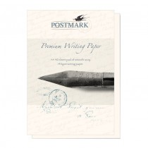Postmark Smooth Ivory A4 Pad