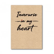 In My Heart Eco Jotter