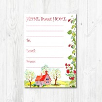 Single Sheet Card Pack-026