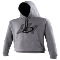 Varsity Hoodie with dark Ink