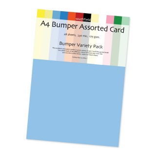 Bumper Assortd Card 28 Sht product image