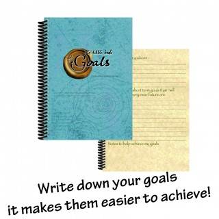 Little Book of Goals product image