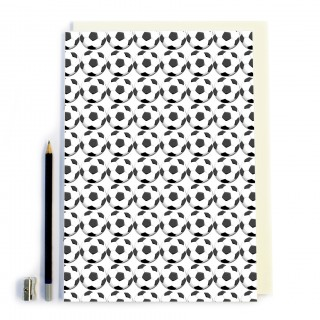 A4 Notebook- Football product image