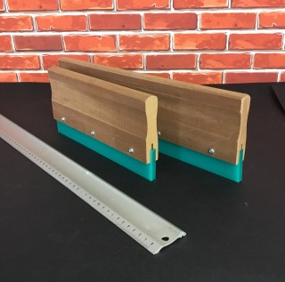 Wooden Squeegee 340MM product image