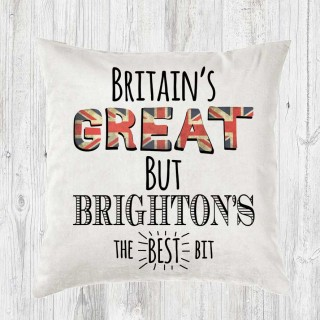 Britains Great Soft Touch Velvet Cushion (with inner) product image