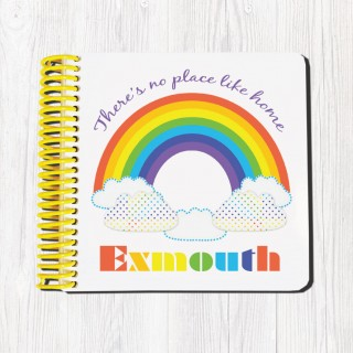 Rainbow Spiral Notebook product image