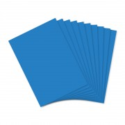Storm Blue Card 10 Sheets