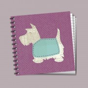 Scottie Pink Wiro Book