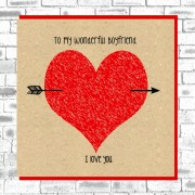Eco Love You Card-Boyfriend