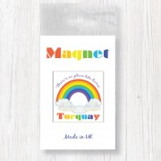 Rainbow Magnet in Bag