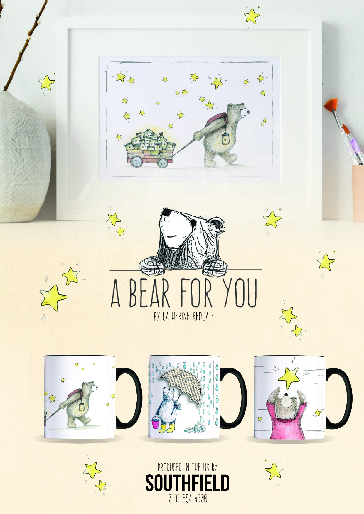 A BEAR FOR YOU Catalogue