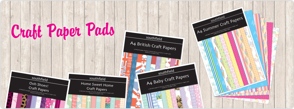 View our Craft Paper Pads