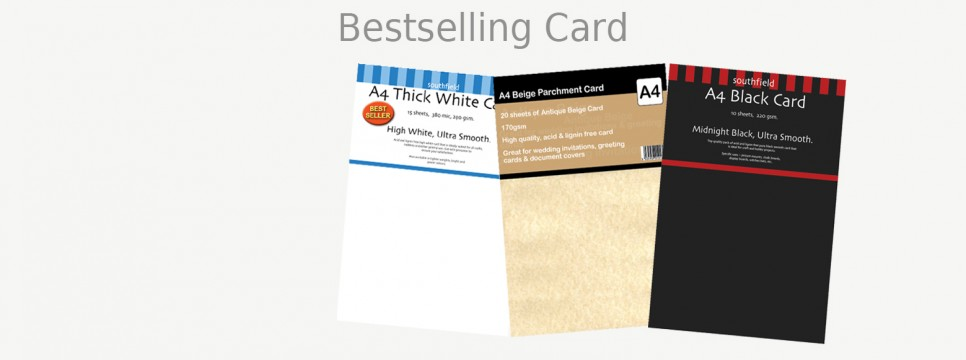 View our Bestselling Card