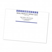 Card Medium Weight White 225gs