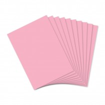 Cool Pink Card 10 Sheets