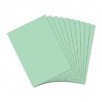 Calm Green Card 10 Sheets