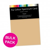 Fawn Spectrum Card 99 Sheets