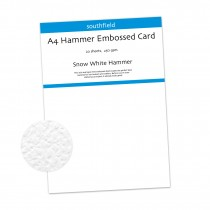 Snow White Hammer Card x20 (new)