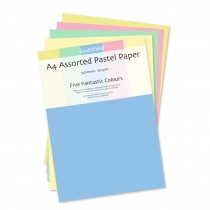 Pastel & Bright Papers