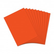 Hurricane Orange Paper x50