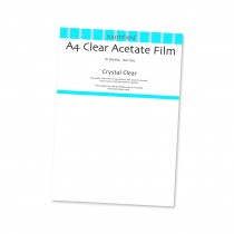 Clear Acetate Lightweight