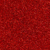 Red Metallic Glitter Card