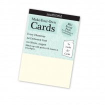 A6 Ivory Hammer Card 100s
