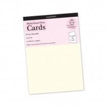 A4 Ivory Smooth Card 100s