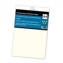 Ivory Exec Hammer Paper