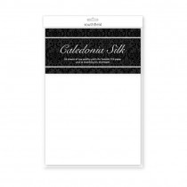 Caledonia Silk White Stat Set