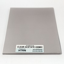 Clear Acetate Heavyweight