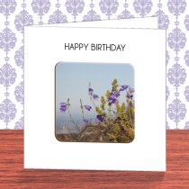 Flower Coaster Card 10
