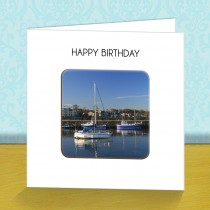 Harbour Coaster Card 2
