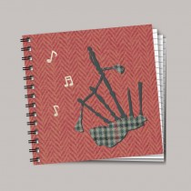 Bagpipes Wiro Book
