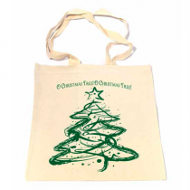 O Christmas Tree Shopper Bag