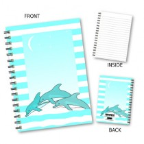 Dolphin Design Wiro Notebook